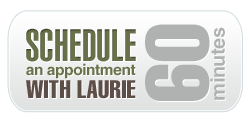 schedule appointment with laurie button 60 minutes